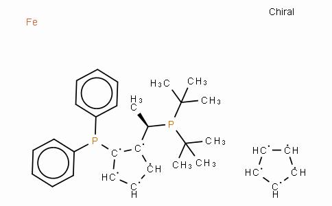 SC11453 | (R)-(-)-1-[(S)-2-(Diphenylphosphino)ferrocenyl]ethyldi-t-butylphosphine