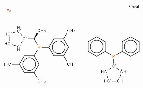 SC11459 | R-(-)-1-[(S)-2-(二苯基磷) 二茂铁基]乙基二-3,5-甲苯磷