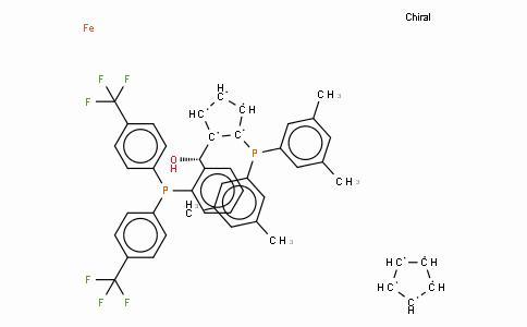 SC11474 | 851308-48-0 | (S)-(-)-[(S)-2-Di(3,5-xylyl)phosphinoferrocenyl][2-di(4-trifluoromethylphenyl)phosphinophenyl]methanol