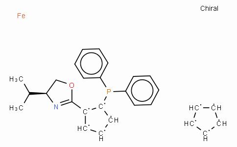 SC11491 | (S,S)-[2-(4'-i-Propyloxazolin-2'-yl)ferrocenyldiphenylphosphine
