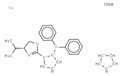 SC11493 | (R,R)-[2-(4'-i-Propyloxazolin-2'-yl)ferrocenyl]diphenylphosphine