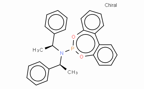 SC11503 | 376355-58-7 | N,N-Bis[(1R)-(+)-phenylethyl]dibenzo[d,f][1,3,2]dioxaphosphepin-6-amine