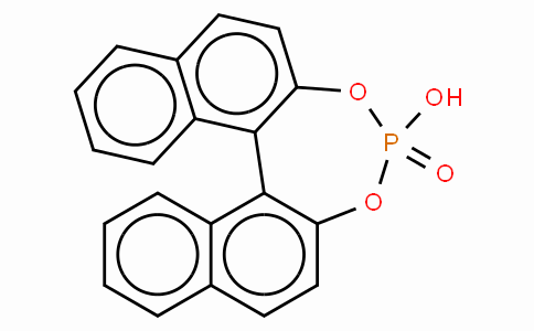 SC11524 | (R)-(-)-1,1'-Binaphthyl-2,2'-diyl hydrogenphosphate