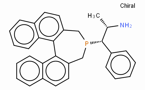 SC11595 | 1092064-04-4 | (1S,2S)-2-[(4R,11bS)-3,5-dihydro-4H-dinaphtho[2,1-c:1',2'-e]phosphepin-4-yl]-1-phenylpropan-2-amine