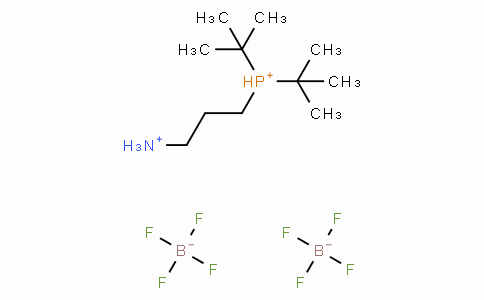 SC11623 | (3-Ammoniopropyl)di-t-butylphosphonium bis(tetrafluoroborate)