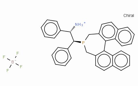 SC11636 | (1S,2S)-2-((4R,11bS)-3H-dinaphtho[2,1-c:1',2'-e]phosphepin-4(5H)-yl)-1,2-diphenylethanaminium tetrafluoroborate
