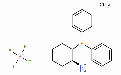 SC11639 | (1S,2S)-2-(Diphenylphosphino)cyclohexanaminium tetrafluoroborate
