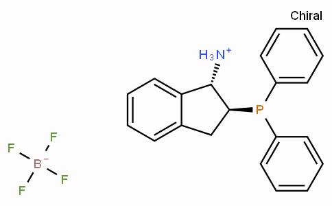 SC11642 | (1S,2S)-2-(Diphenylphosphino)-2,3-dihydro-1H-inden-1-aminium tetrafluoroborate