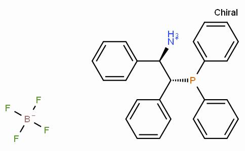 SC11647 | (1R,2R)-2-(Diphenylphosphino)-1,2-diphenylethylaminium tetrafluoroborate