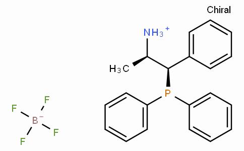 SC11652 | (1R,2R)-1-(Diphenylphosphino)-1-phenylpropan-2-aminium tetrafluoroborate