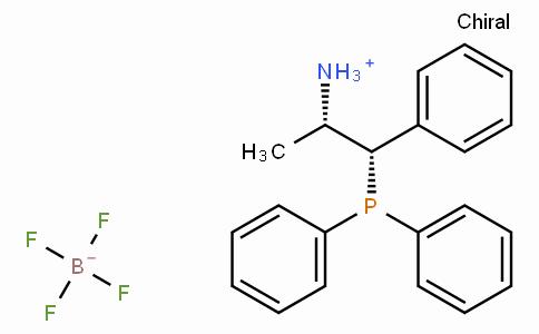SC11654 | (1S,2S)-1-(Diphenylphosphino)-1-phenylpropan-2-aminium tetrafluoroborate