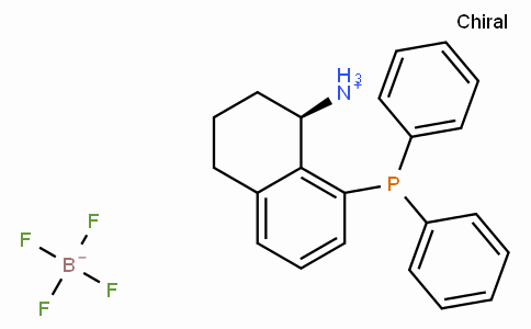 SC11655 | (R)-8-(Diphenylphosphino)-1,2,3,4-tetrahydronaphthalen-1-aminium tetrafluoroborate
