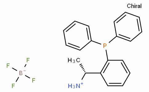 SC11660 | (R)-1-[2-(Diphenylphosphino)phenyl]ethanaminium tetrafluoroborate