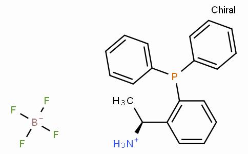 SC11663 | (S)-1-[2-(Diphenylphosphino)phenyl]ethanaminium tetrafluoroborate