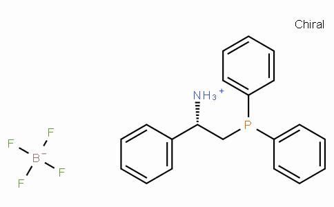 SC11667 | (S)-2-(Diphenylphosphino)-1-phenylethanaminium tetrafluoroborate