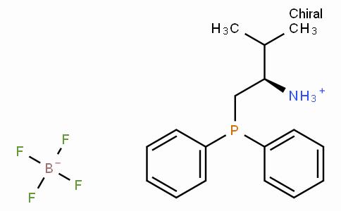 SC11676 | (R)-1-(Diphenylphosphino)-3-methylbutan-2-aminium tetrafluoroborate