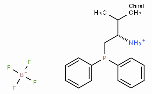 SC11678 | (S)-1-(Diphenylphosphino)-3-methylbutan-2-aminium tetrafluoroborate