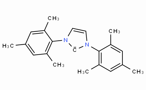 SC11699 | 141556-42-5 | 1,3-Bis(2,4,6-trimethylphenyl)imidazol-2-ylidene
