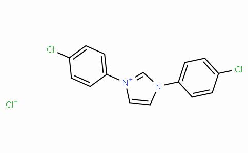 1,3-Bis(4-chlorophenyl)imidazolium chloride