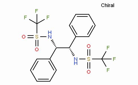 SC11729 | 121788-77-0 | (S,S)-N,N'-Bis(Trifluoromethanesulfonyl)-1,2-Diphenylethylenediamine