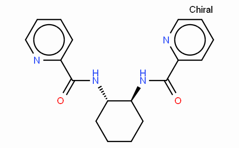 (+)-N,N'-(1S,2S)-1,2-Diaminocyclohexanediylbis(2-pyridinecarboxamide)