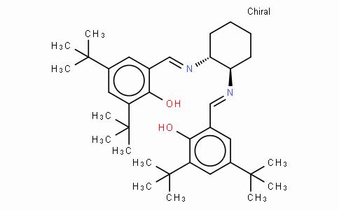 SC11760 | (1R,2R)-(-)-1,2-Cyclohexanediamino-N,N'-bis(3,5-di-t-butylsalicylidene), (R,R)-Jacobsen Ligand