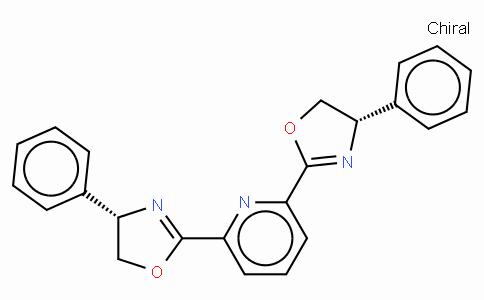 SC11778 | 174500-20-0 | (-)-2,6-Bis[(4S)-4-phenyl-2-oxazolin-2-yl]pyridine