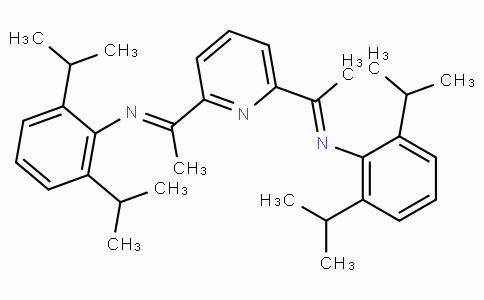 SC11805 | 204203-14-5 | 2,6-Bis[1-(2,6-di-i-propylphenylimino)ethyl]pyridine