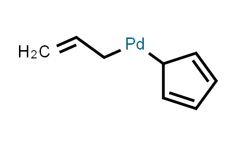 SC11869 | 1271-03-0 | Allyl(cyclopentadienyl)palladium(II)