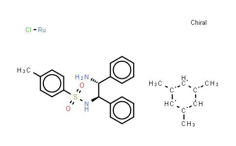SC11906 | 192139-90-5 | (S,S)-N-(p-Toluenesulfonyl)-1,2-diphenylethanediamine(chloro)(p-cymene)ruthenium(II)