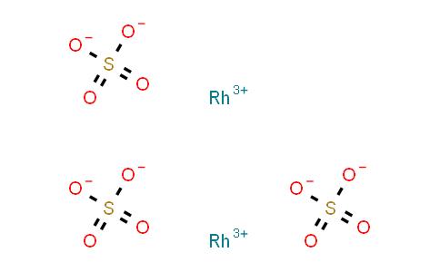 SC11910 | 10489-46-0 | Rhodium(III) sulfate
