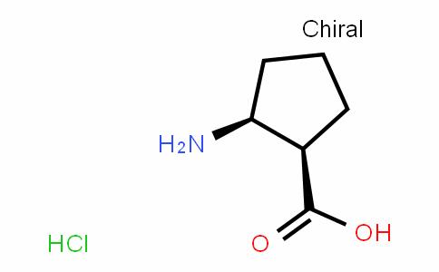 (1R,2S)-2-aminocyclopentanecarboxylic Acid Hydrochloride Salt