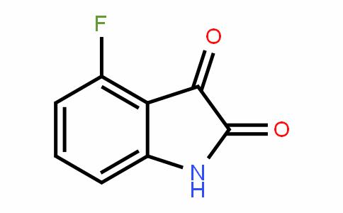 4-Fluoroindoline-2,3-dione