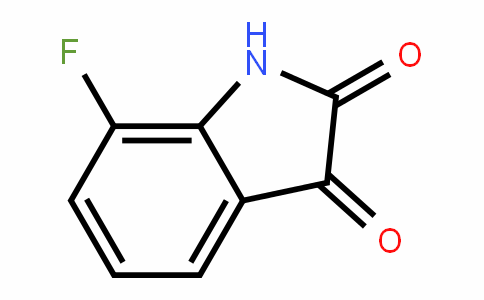 7-Fluoroindoline-2,3-dione