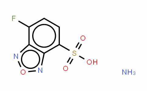 7-Fluorobenzo+AFs-c+AF0AWw-1,2,5+AF0-oxadiazole-4-sulfonamide