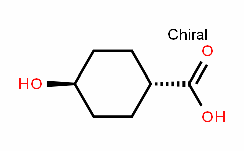 Trans 4-Hydroxycyclohexane carboxylic acid