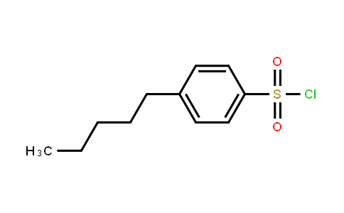 4-n-Pentylbenzenesulfonyl chloride