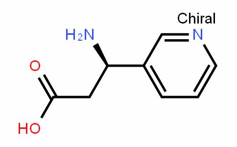 (R)-3-Amino-3-(pyridin-3-yl)propanoic acid