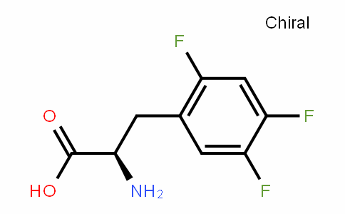 (R)-2,4,5-Trifluorophenylalanine