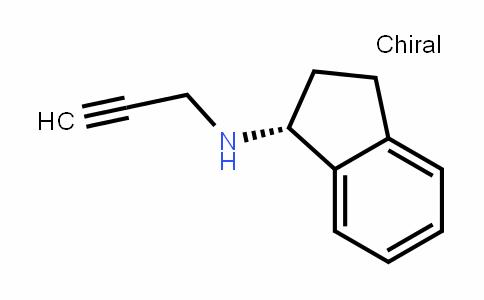(R)-2,3-Dihydro-N-2-propynyl-1H-inden-1-amine