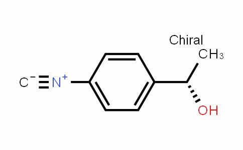 (S)-1-(4-Isocyanophenyl)ethanol