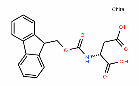 N-[(9H-Fluoren-9-ylmethoxy)carbonyl]-D-aspartic Acid