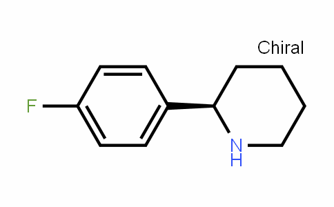 (R)-2-(4-fluorophenyl)-piperidine