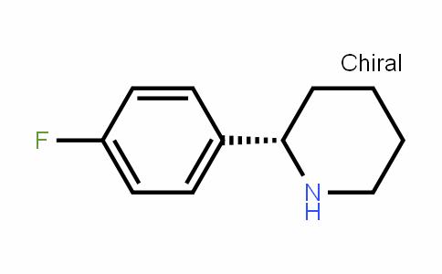 (S)-2-(4-fluorophenyl)-piperidine