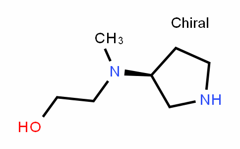 2-[Methyl-(3S)-3-pyrrolidinylamino]-ethanol