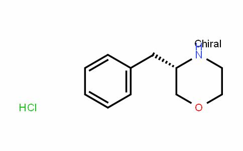 (S)-3-Benzylmorpholine hydrochloride