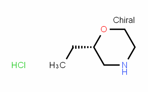 (S)-2-Ethylmorpholine hydrochloride
