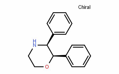 (5S,6R)-2,3,5,6-tetrahydro-5,6- diphenyl-1,4-oxazin