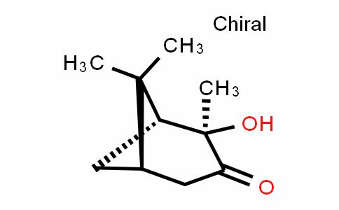 (1R,2R,5R)-(+)-2-Hydroxy-3-pinanone