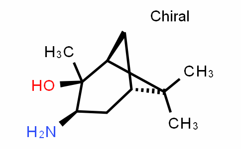 (1S,2S,3R,5S)-3-Amino-2,6,6-trimethylbicyclo[3.1.1]heptan-2-ol